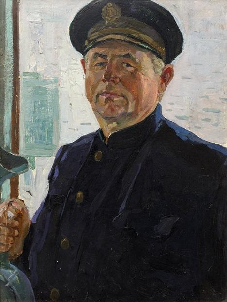 Портрет капитана корабля