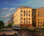 Леер Виталий - Москва 1968г.