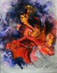 Asokina Oksana - Passionate dance