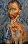 кот Ван Гог