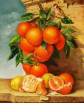 Shtykov Vladimir - Still life with oranges
