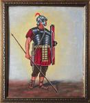 Бурмин Виктор - Древнеримский  воин