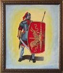 Бурмин Виктор - Древнеримский  легионер