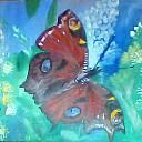 Пархомцева Анжелика - бабочка