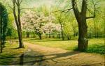 Литвиненко Геннадий - Весна в парке