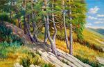 Litvinenko Gennady - Sliding pines