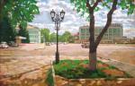 Федосеев Константин - площадь ленина
