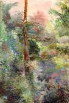 Волосов Владимир - Одинокое красное дерево