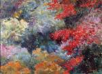 Цвета и палитра леса