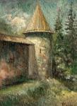 Волосов Владимир - Старый монастырь