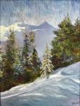 Зима в Рильских горах