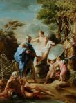 Прикота Вадим - Венера, дарящая Энею доспехи, изготовленные Вулканом