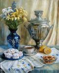 Воробьева Ольга - Приглашение к чаю