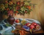 Воробьева Ольга - Осенние краски