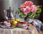 Воробьева Ольга - Домашний чай