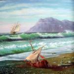Kulagun Oleg - Sea surf.