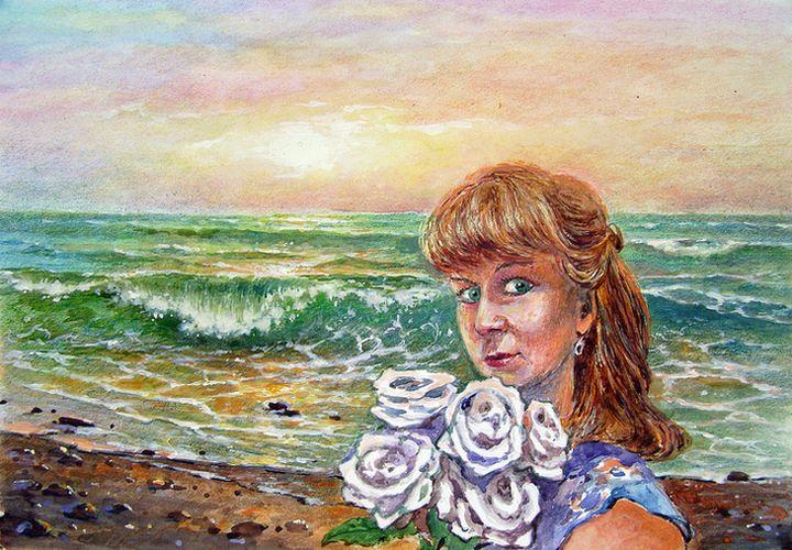 Seaside Girl..