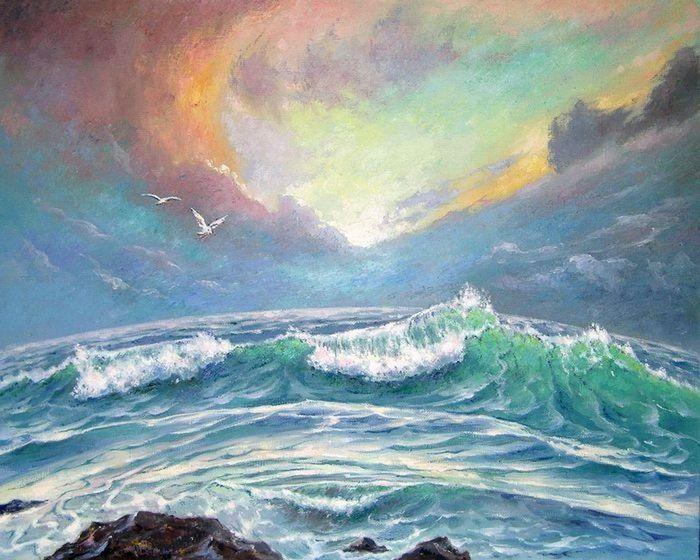The music Ocean.