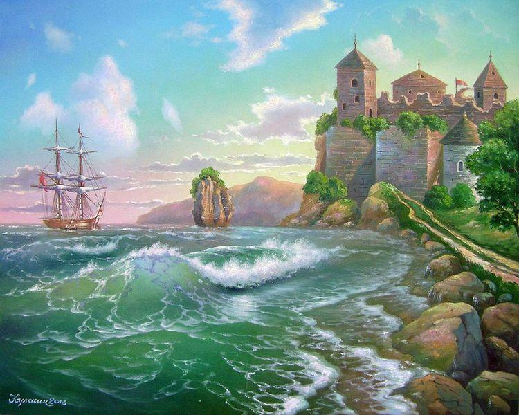 Sea fortress 2.