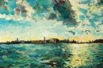 Fomintseva Elena - Weather of St.-Petersburg