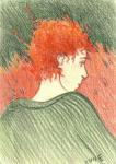 Fomintseva Elena - The girl with fiery hair