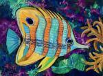 Луканева Лариса - Тропическая рыба 3
