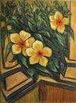 Фукуок. Жёлтые цветы.