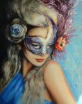 Romanchenko Marina - The girl in the mask_1